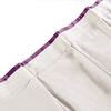 Violet Silk Drape