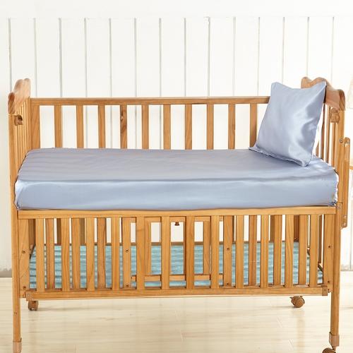 19 Momme Seide Baby Kinderbettchen Spannbettlaken