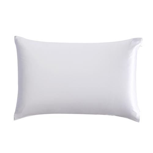 19 Momme Housewife Silk Pillowcase with Hidden Zipper