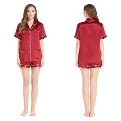 Women Silk Pyjamas