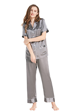 Women Silk Pajama