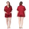 Claret Plus Size Pyjamas