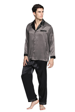 Men Silk Pyjamas
