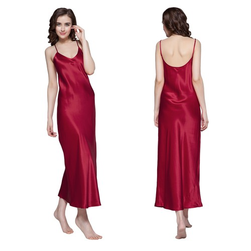 Ladies Silk Dressing Gowns