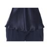 Navy Blue Women Silk Camisole