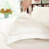 Ivory Silk Pillowcase
