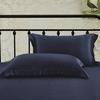 Navy Blue Silk Pillowcase