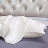 アイボリー 枕カバー