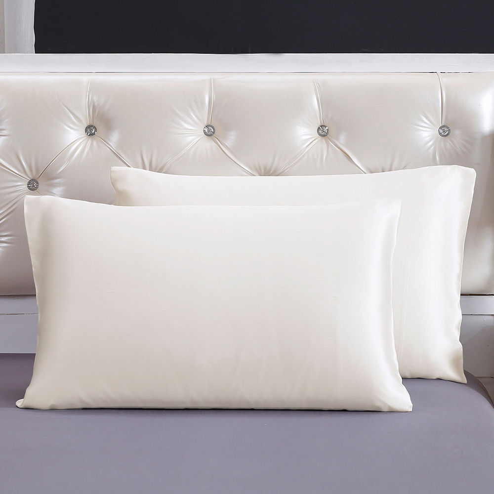 22 Momme Terse Silk Pillowcase Pillow Covers
