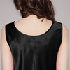 Black Silk Camisole