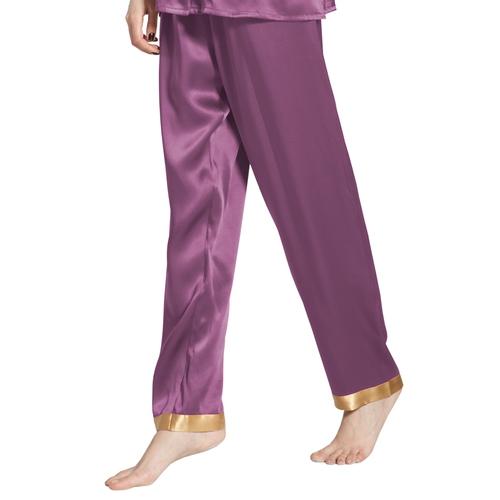 Violeta Pantalón De Pijama Seda