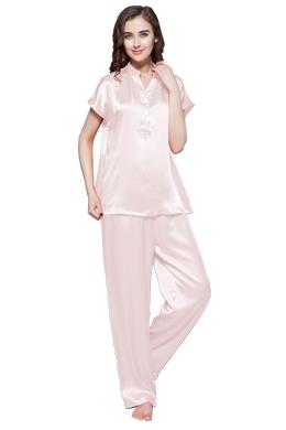 Zijden Pyjama Dames