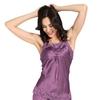 Violet Silk Camisole
