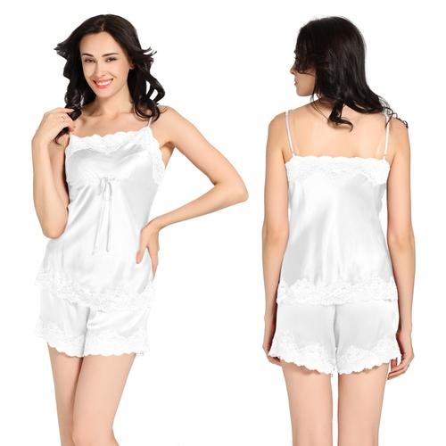 Girl Silk Pajamas