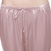 Rosy Pink women silk pajamas