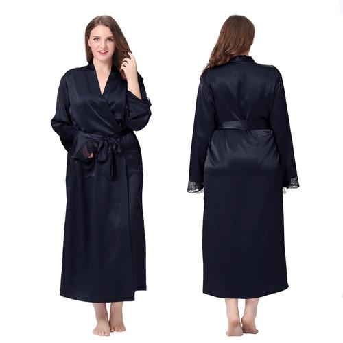Beige Plus Size Nightgown