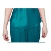 Dark Teal Women Silk Camisole