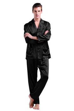 Luxury Mens Silk Pajamas Sale