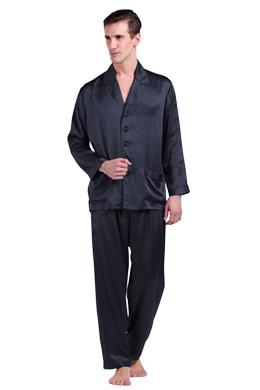 Pijama Seda Hombre