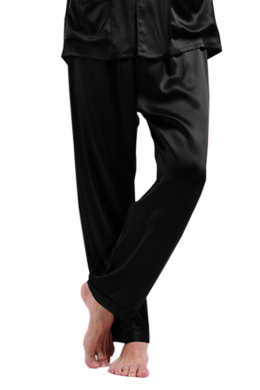 Men Silk Pants