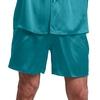 Koninklijk Blauw Zijde Pyjama Heren