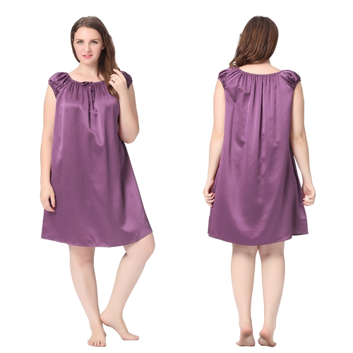 Violet Plus Size Nightgown