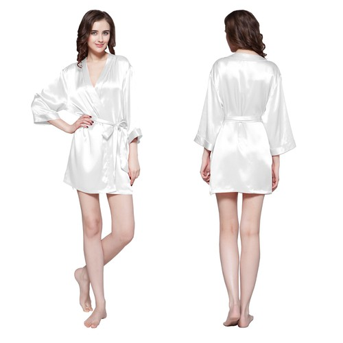 Luxury Silk Nightwear
