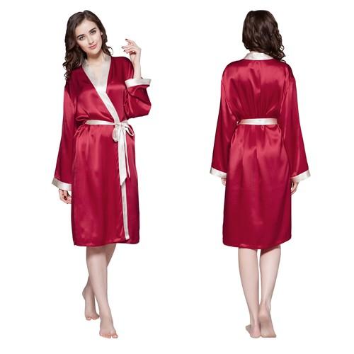 Classic Silk Pajamas