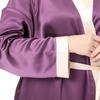 Light Pink Plus Size Robe