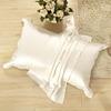 Soft Green Silk Bedding