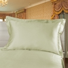 Soft Green Silk Bedding