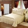 Soft Yellow Silk Bed Linen Set