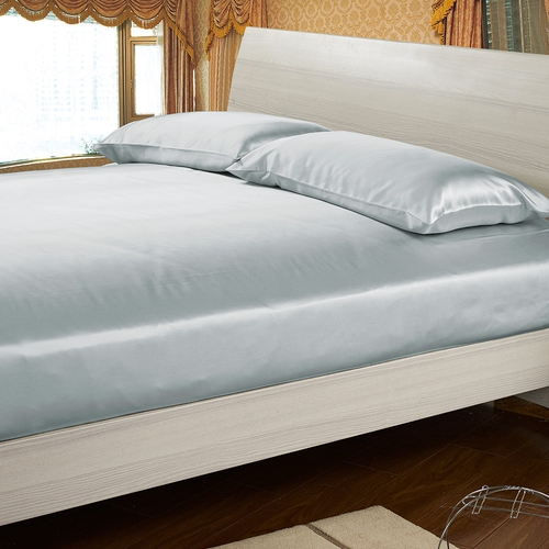 22 Momme Seamless Silk Fitted Sheet