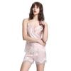 Light Pink Women Silk Camisole
