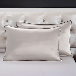 19 Momme Oxford Silk Pillowcase Pillow Covers