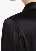 Black Silk Shirts