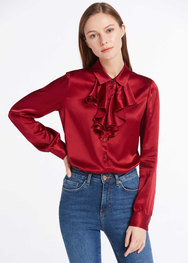 claret-22mm-feminine-cascade-front-silk-shirts-01.jpg