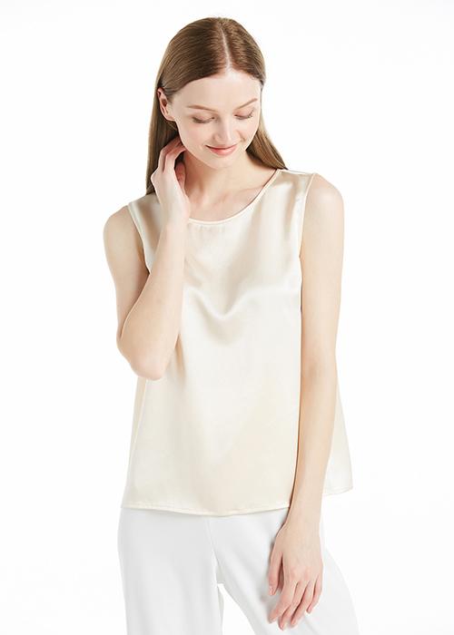 Champagne Silk Shirts
