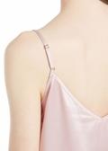 Rosy Pink Silk Camisoles
