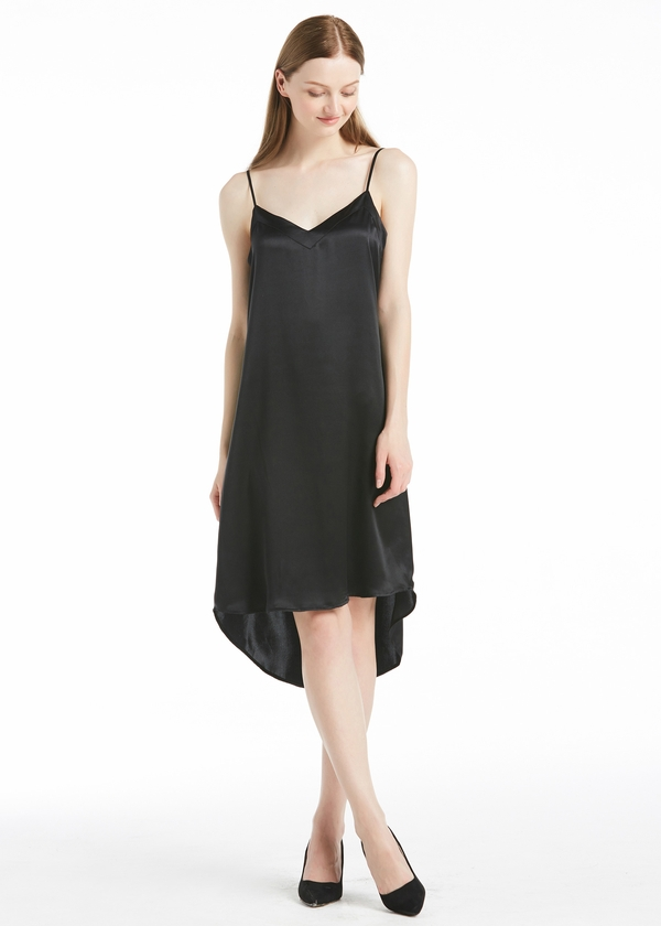 black-22mm-v-neck-high-low-silk-dress-01.jpg