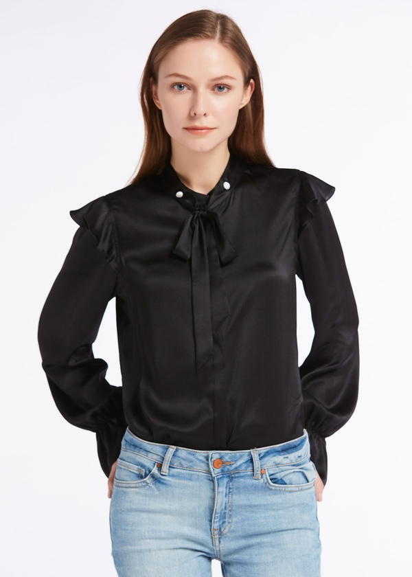 black-22mm-vintage-poet-sleeve-silk-shirts-01.jpg
