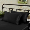 Black Luxury Pillowcase