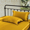 Sunset Gold Silk Pillowcase