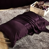 Purple Silk Bedding