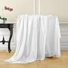 Bianco Completo lenzuola di seta