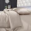 Coffee Silk Bedding