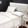 Ivory Silk Bedding