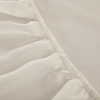 Ivory Silk Fitted Sheets