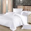 Weiß Seide Bettbezug