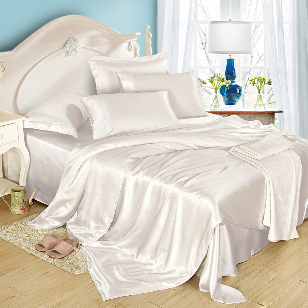 25 Momme Seamless Luxury Duvet Covers